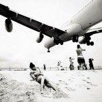 Catching A Plane – Josef Hoflehner