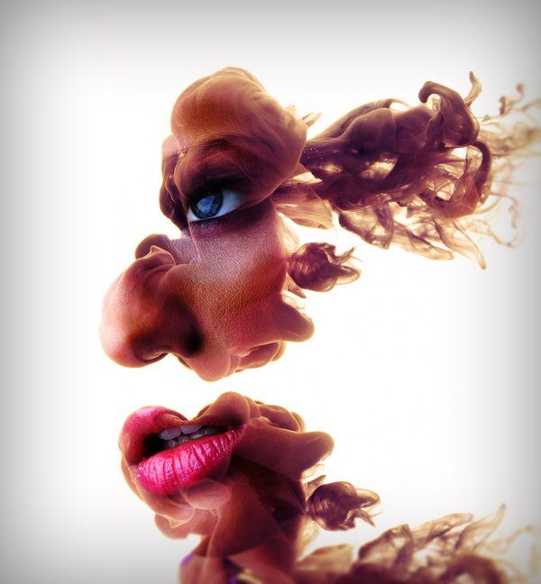 Ghost of a Smile – Captivating Digital Art by Alberto Seveso
