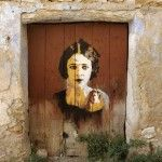 Classic Street Art by Andrea Michaelsson and Ilia Mayer
