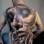Skin Art – 3D Tattoos by Victor Portugal