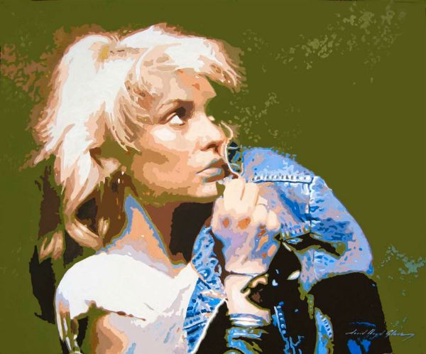 blondie,deborah harris