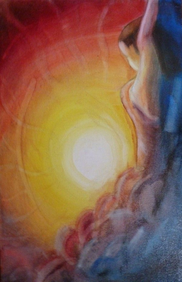 flamenco sun (27x41)