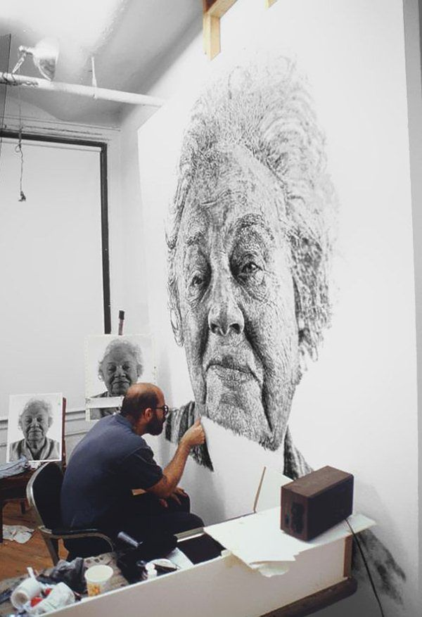 realistic-finger-painting-chuck-close-4
