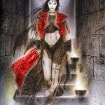 Dead Moon – An Epic Tale by Luis Royo