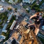 "Eagle's Eye View – Photographs by Vitaly ""Skywalker"" Raskalov"