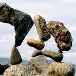 Delicate Balance – Rock Sculptures by Bill Dan