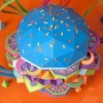 Hermès, Burgers, Spaceships, and More – Sculptures by Lucie Thomas and Thibault Zimmermann