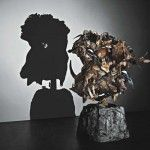 Shadow People – Sculptures by Tim Noble and Sue Webster