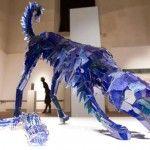 The Hunt – Glass Sculptures by Marta Klonowska