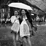 Shooting Strangers in the Rain – Photographs by Danny Santos