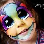 Baby Butterflies – Facepaintings by Christy Lewis