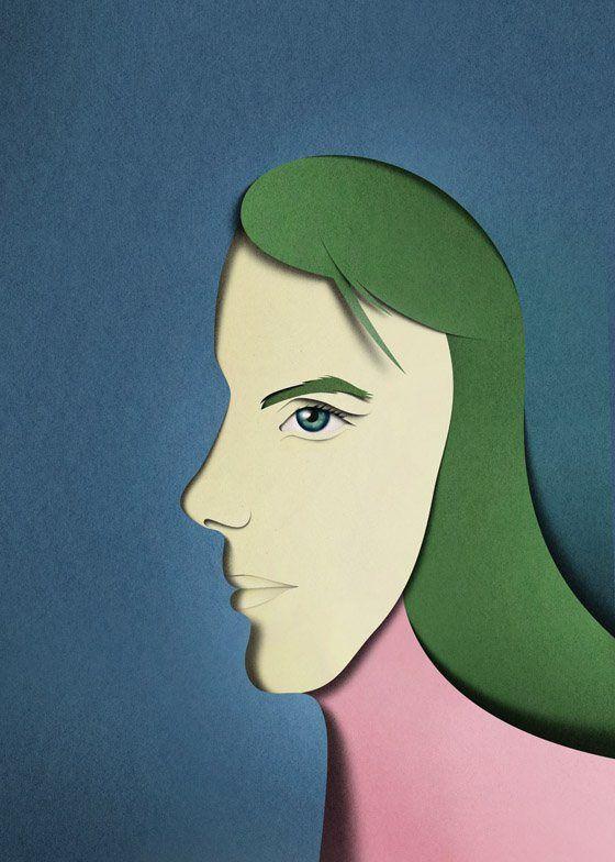 Portraits-with-profile-2-by-Eiko-Ojala
