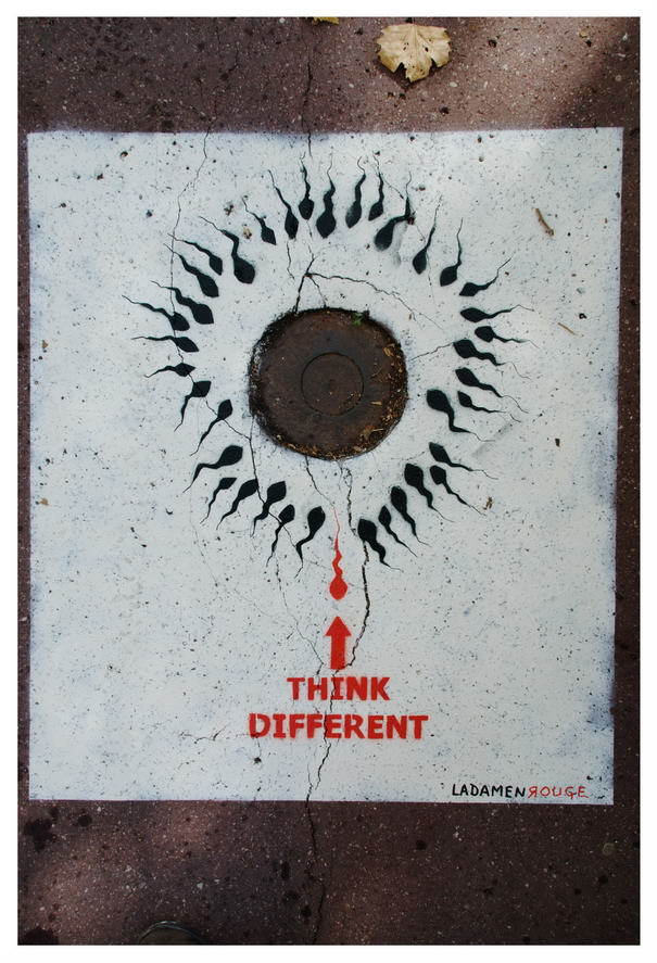 LaDamenRouge-Think-different