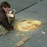 Modern Day Madonnari: Francois Pelletier