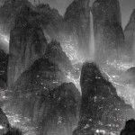 Ravaged Mountains – Artwork by Yang Yongliang