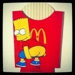 Frosted Fast Food – Illustrations by Ben Frost