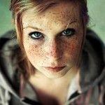 Freckles – Portaits by Benoit Paille