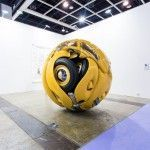 Beetle Ball – Automotive Sculpture by Ichwan Noor