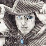 Fantastic Pencil Portraits by J. leigh