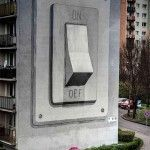 A Social Commentary in Murals by Escif