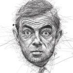 Squiggles – Portraits by Vince Low