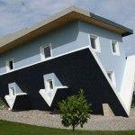 Top to Bottom – A Vertigo-Inducing House by Klaudiusz Golos and Sebastian Mikiciuk