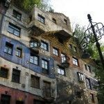 Skewed – Odd Architecture by Friedensreich Hundertwasser