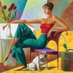 The Beautiful Art Work of Georgy Kurasov