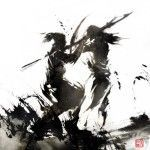 Ink Ninjas – Illustrations by Jungshan