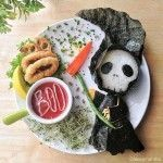 Dinner Designs – Food Art by Samantha Lee