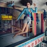 Upside-down Chinatown – Fashion Photography by Martin Tremblay