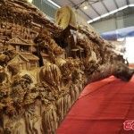 Magnum Opus – A Carved Masterpiece by Zheng Chunhui