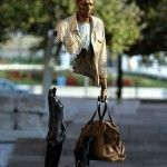 Pieces Left Behind – Bronze Sculptures by Bruno Catalano