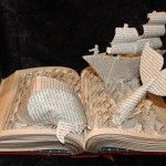 Fiction Brought to Life – Paper Sculptures by Jodi Harvey-Brown