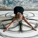 Emptying Gestures – Kinetic Illustrations by Heather Hansen