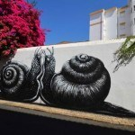Environmental Street Art by ROA