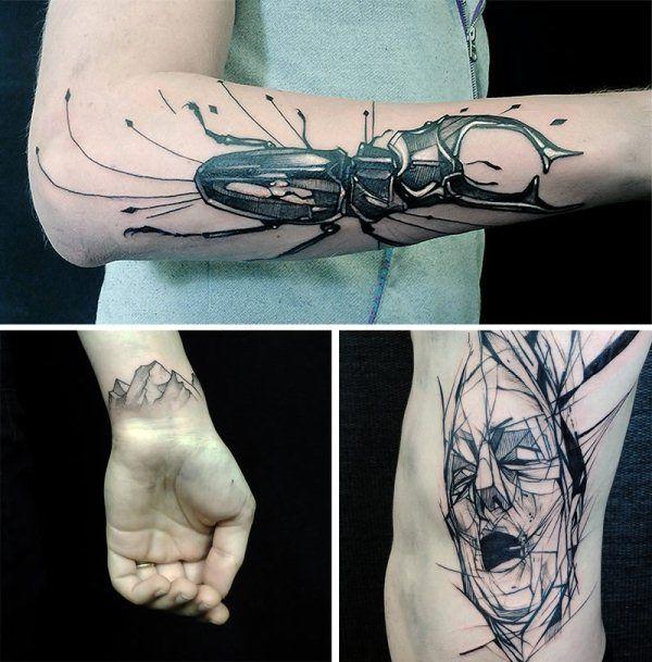 Cool Tattoo Designs by Jan Mráz | Pondly