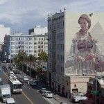 Impressive Large Scale Street Art by Aryz