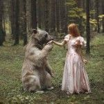 The Bear and the Maiden Fair – Awe Inspiring Photography by Katerina Plotnikova