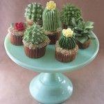 Scrumptious Succulents – Artsy Cupcakes by Alana Jones-Mann