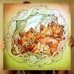 Inked Fauna – Art by Alice Macarova