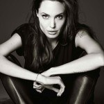 Angelina – Provocative Portraits by Hedi Slimane