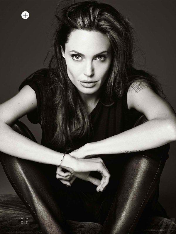 Angelina-Jolie-by-Hedi-Slimane-for-ELLE-US-June-2014-