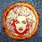 Pizza Portraits by Domenico Crolla