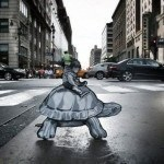 Small Adventures – Street Sculptures by Joe Iurato
