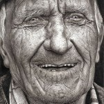 Coleman – Photorealistic Pencil Drawing by Shania McDonagh