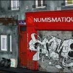Dioramic Graffiti by Benjamin Affagard