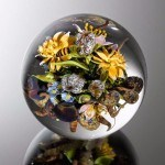 Realistic Glass Paperweights by Paul Joseph Stankard