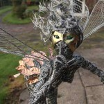 Magical Fairy Sculptures by Robin Wight
