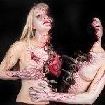 Human Canvas – Gesine Marwedel